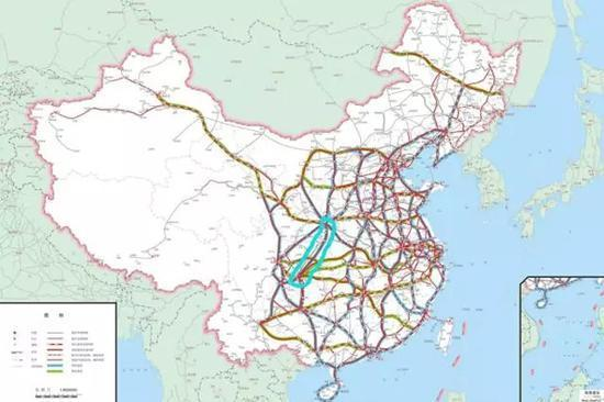 渝西高铁东西线之争:广安市长带队争取高铁过境