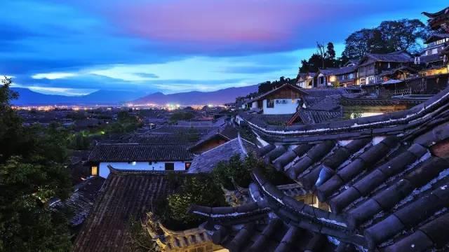 中国最美的20个中国古镇 一生一定要去一次!