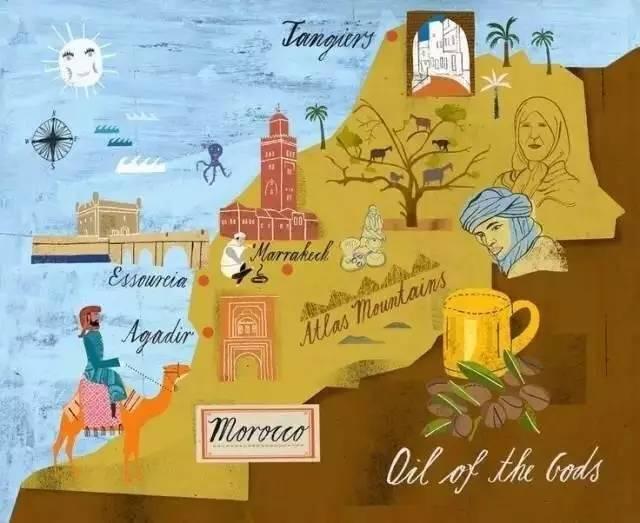 惊心动魄的北非之旅 感受摩洛哥繁华与失落