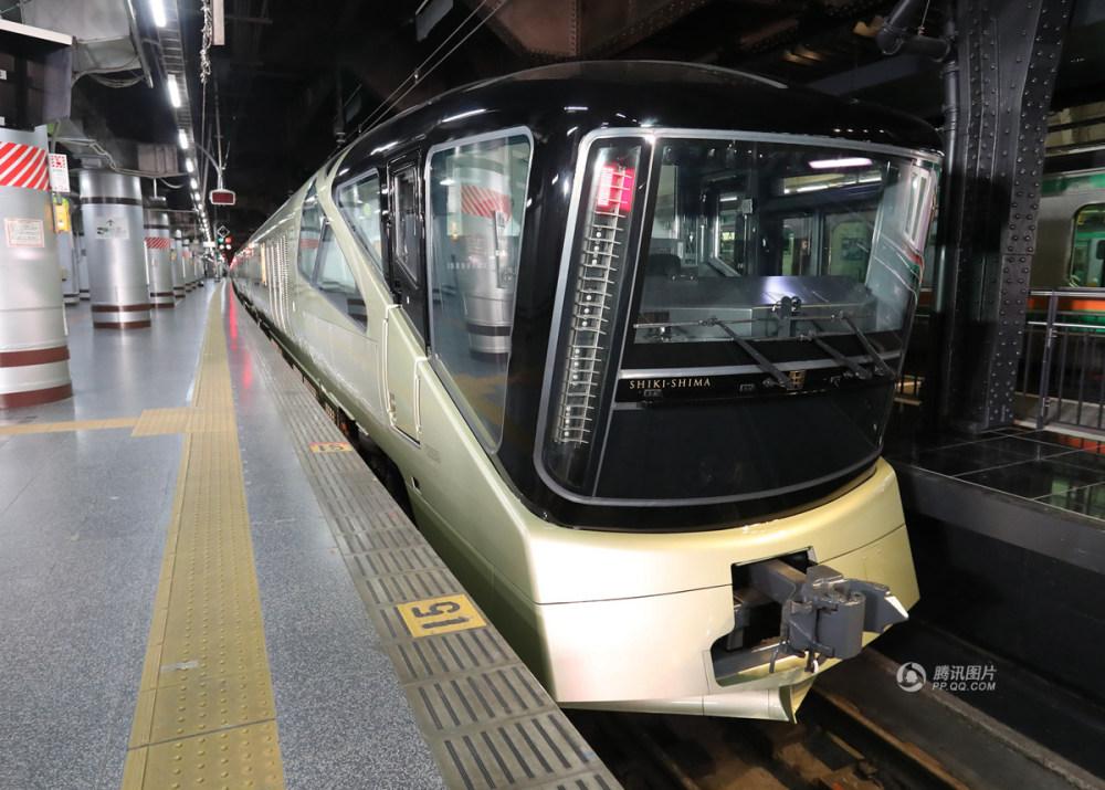 日本这趟卧铺列车 堪称行走的豪华酒店