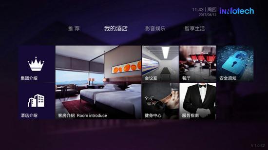 住在有乐视超级电视的酒店体验有何不一样?插图(1)