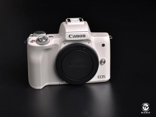 佳能微单M50 兼具高颜值和拍摄实力