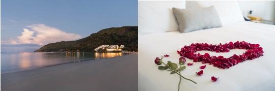 """普吉岛隐秘浪漫海滩 奈汉海滩度假酒店,你的浪漫旅行""""梦之地"""""""