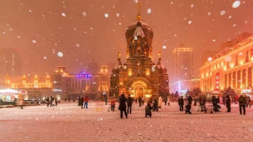 12月7日,看直播,为你揭开黑龙江的冬日面纱