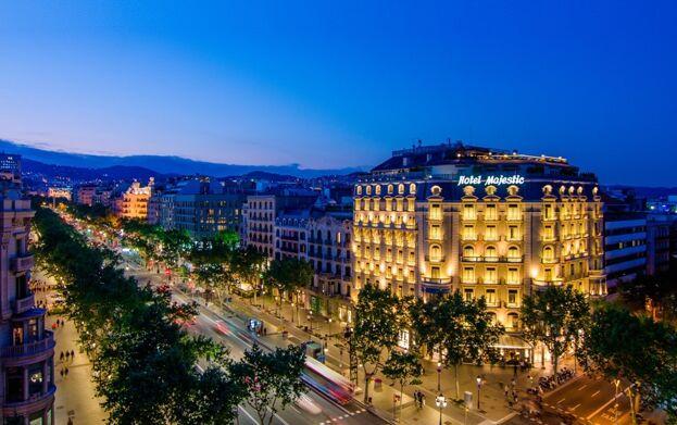 错过了Majestic Hotel&Spa(美琪大酒店) 你就错过了巴塞罗那
