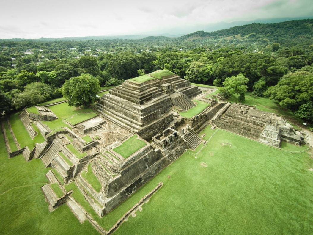 萨尔瓦多玛雅文化遗址 探索被遗忘的宝藏