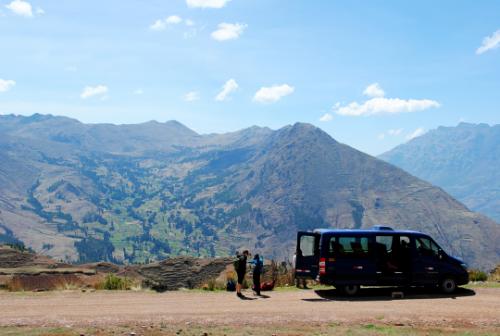 穿越秘鲁安第斯山脉的印加之旅