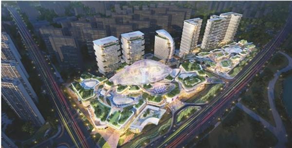 奇雅国际产业集团助力南京汇港城