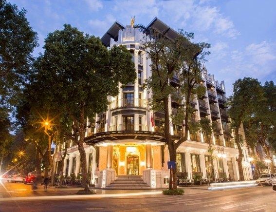 河内嘉佩乐酒店开业,鲜活重现上世纪20年代河内的华彩时光